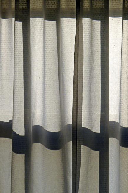 Window sheer abstraction