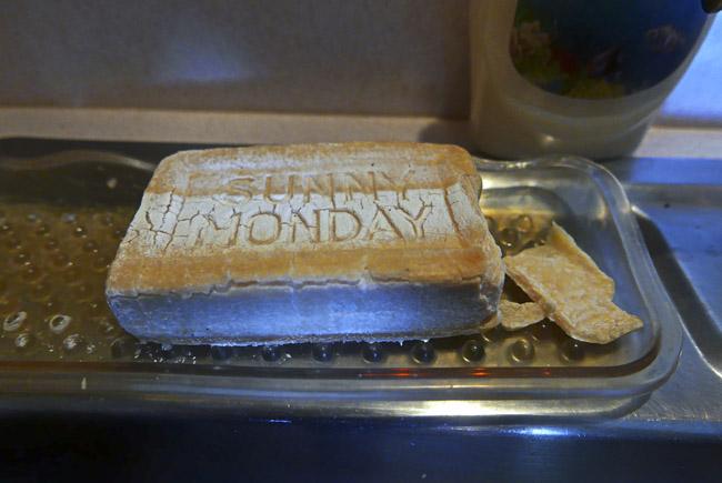 Sunny Monday bar of soap