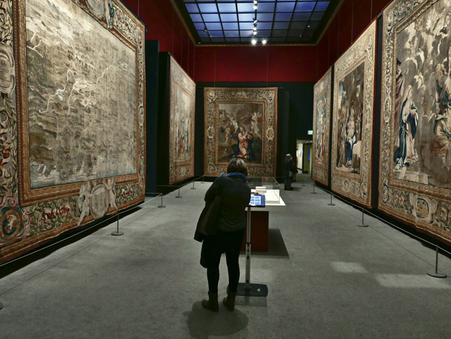 The Barberini Tapestries, Woven Monuments of Baroque Rome