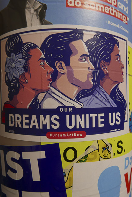 Please embrace the Dreamers by passing DACA. These folks may have taught your children, saved your children in the field of battle, cured your cancer and could possibly save all of mankind.