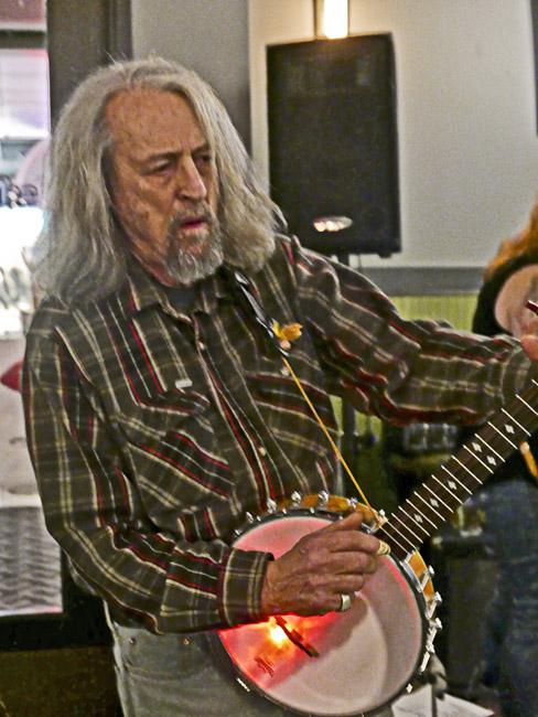 Tom Parker, Professor Longhair Emeritus