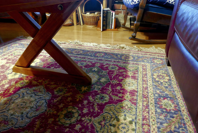 New used orintal rug