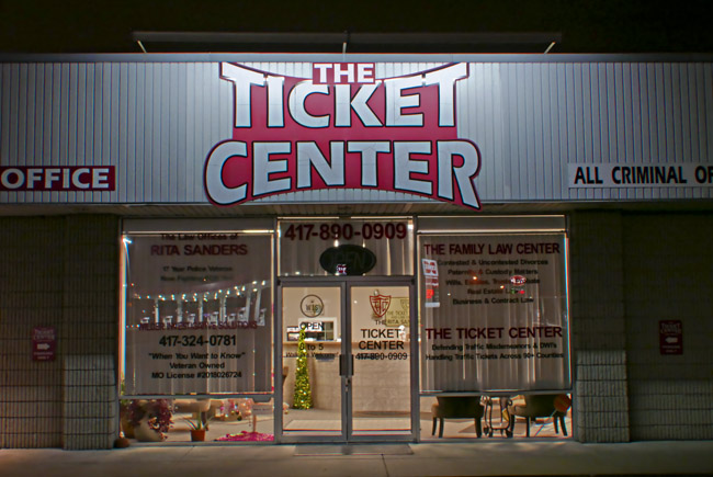 The Ticket Center