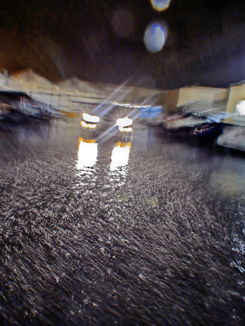 It's a rainy night in Missouri