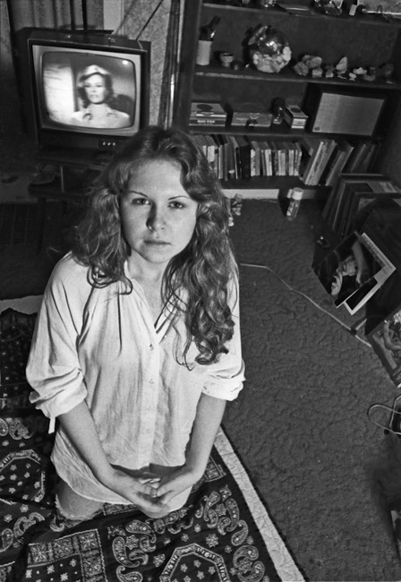 Apartment portrait, 1120 N Clay Street, circa 1979