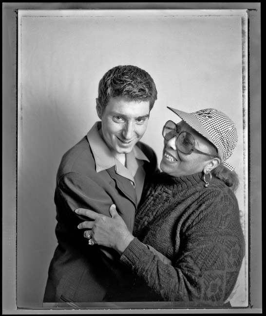 A young Benny Green with the great Etta Jones, circa 1994