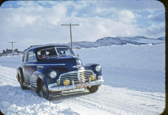 Near Idaho Springs, Idaho, circa 1948